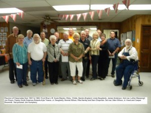 50 Year Reunion Class of 1963