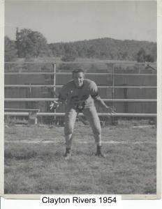 Clayton Rivers 1954, Coalfield School 002