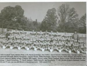 Coalfield Football 1955 002