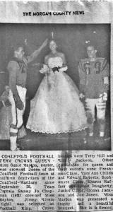 Homecoming Queen 1962