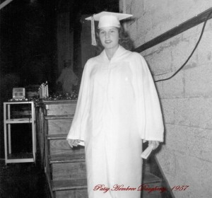 Patsy Hembree Daugherty, Class of 1957
