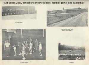 School grounds and activites in 1949 001 (1)