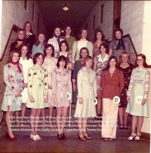Beauty Pageant Contestants 1976a