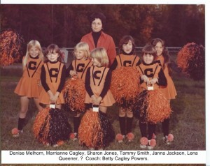 Elementary Cheer Leaders 001